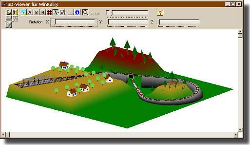 Screenshot für WinRail (C)